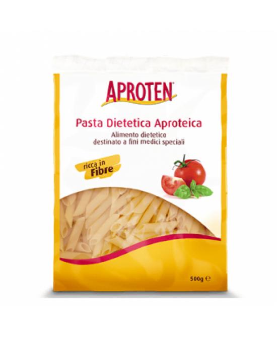 Aproten Penne Pasta Aproteica 500g - Farmafamily.it