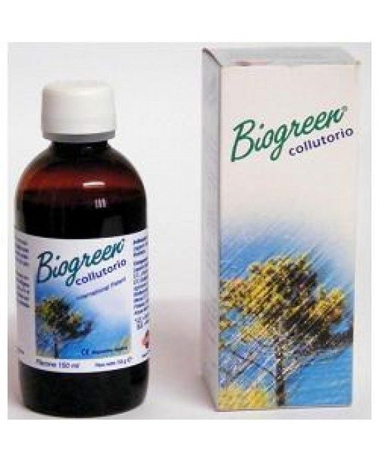 Biogreen Collut 155ml 180g Ce -