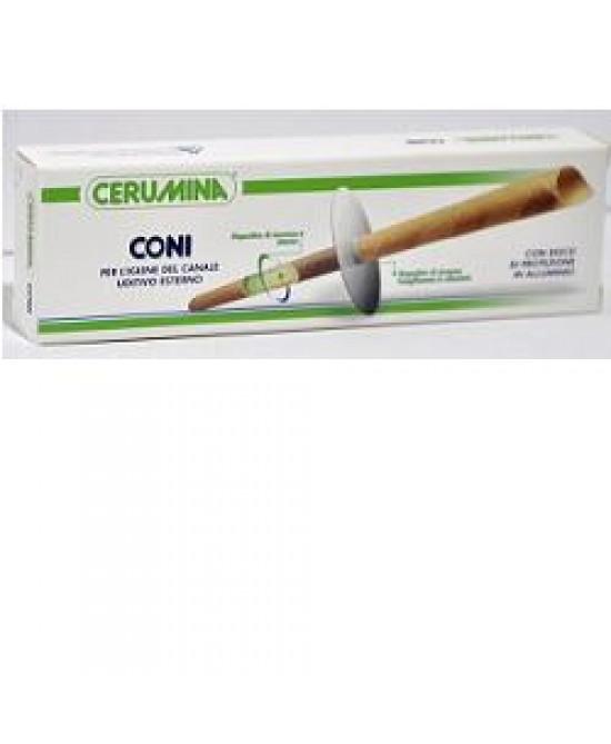 Cerumina Coni Pulizia Orec 2pz - Farmafamily.it