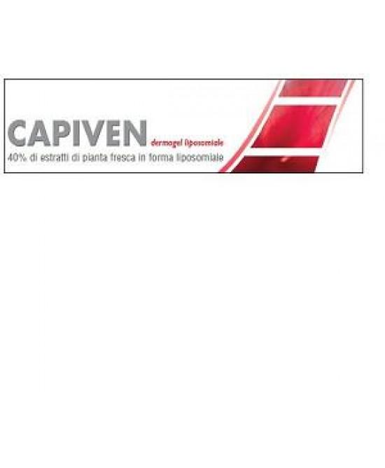Capiven Dermogel Lipo 50ml - FARMAEMPORIO