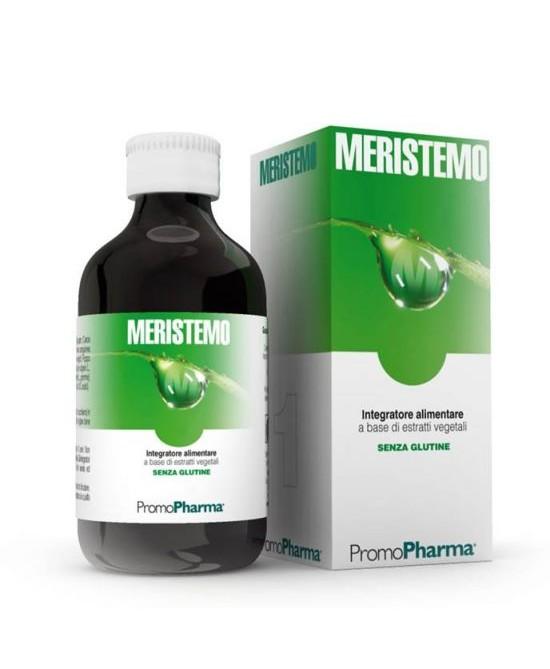 Meristemo 15 Metabolico Integratore Drenaggio del Metabolismo 100 ml
