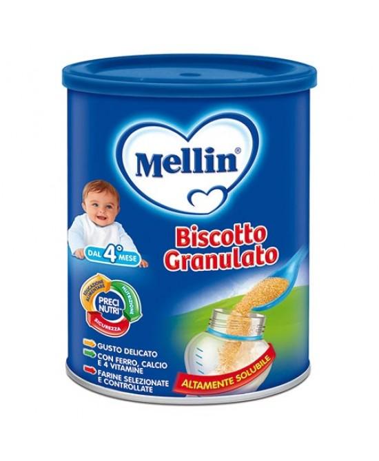 Mellin Biscotto Granulato 400g - Farmapage.it
