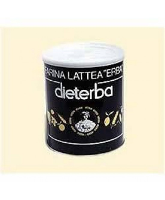 Dieterba Farina Lattea Barattolo 350g - Farmaciaempatica.it