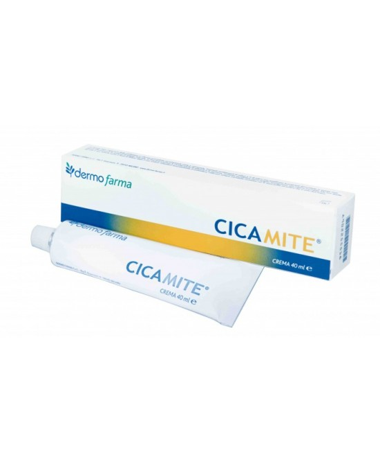 Dermofarma Cicamite Emulsionante Rigenerativo 40ml