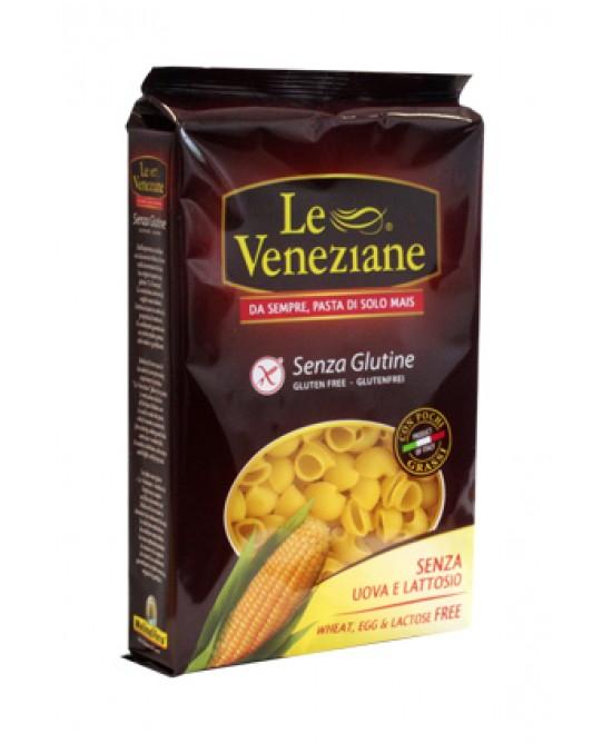 Le Veneziane Pipe Rigate Pasta Senza Glutine 250g