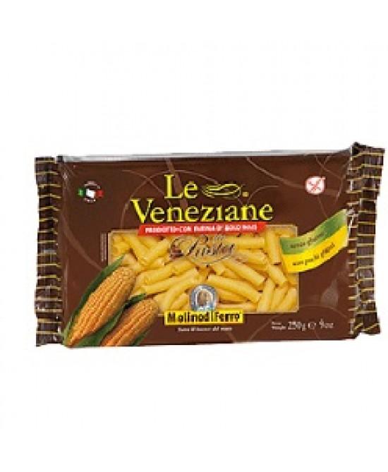 Le Veneziane Tubetti Rigati Senza Glutine 250 g