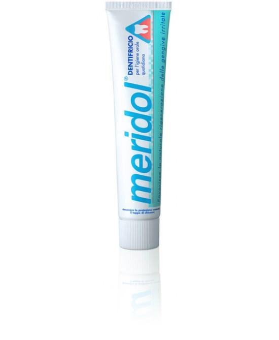 Meridol Dentifricio 75ml - Zfarmacia