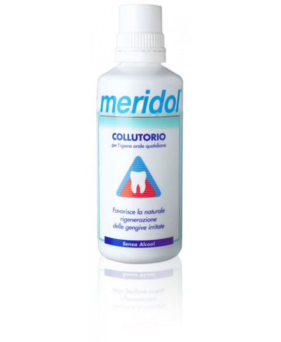 Meridol Collutorio 400ml - Farmaunclick.it