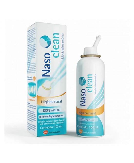 Naso Clean Soluzione Spray 150ml - Parafarmacia la Fattoria della Salute S.n.c. di Delfini Dott.ssa Giulia e Marra Dott.ssa Michela