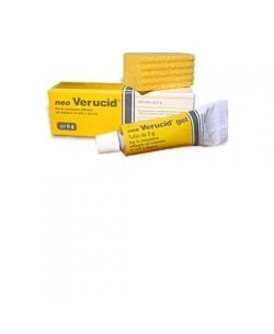 Neo verucid gel 5g - latuafarmaciaonline.it