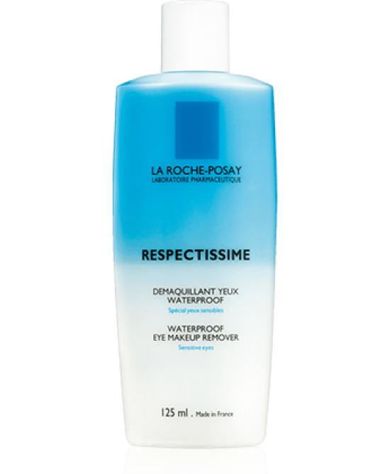 La Roche-Posay Respectissime Struccante Occhi Waterproof 125ml - Farmapage.it