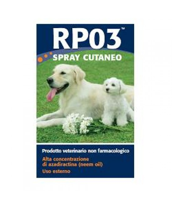 Rp03 Spray Vet N/farmacologico - FARMAPRIME