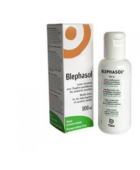 Blephasol Det Palpebre 100ml - Farmastar.it