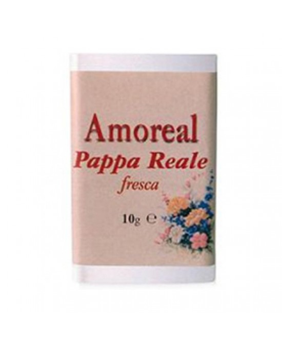 Amoreal Pappa Reale 10g - Farmafamily.it