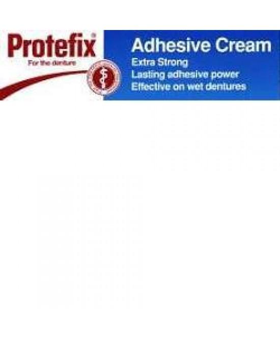 Protefix Crema Adesiva Per Dentiere 40 ml