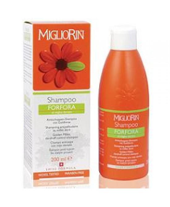 Migliorin Shampoo Forfora200ml - keintegratore.com