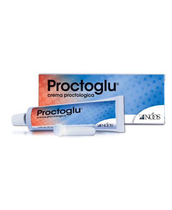 Noos Proctoglu Crema Proctologica 30g - Farmafamily.it