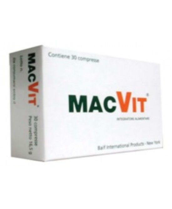 Macvit Vitaminico 30cpr