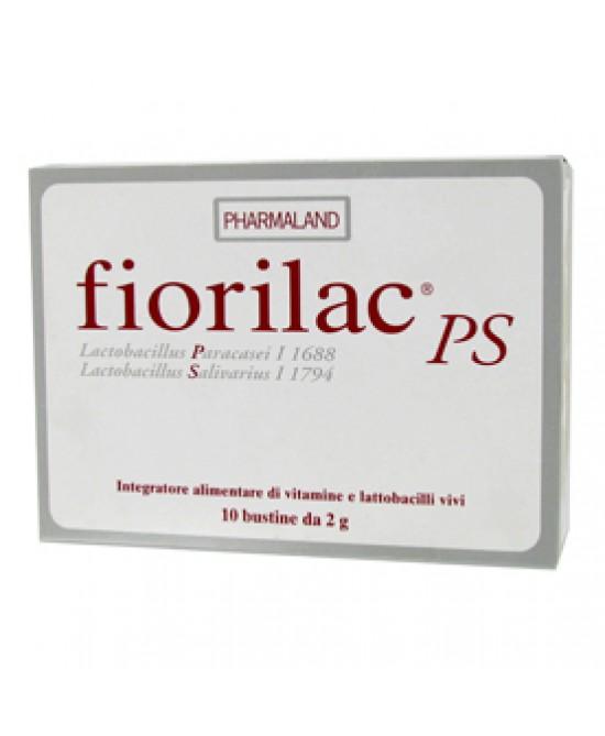 FIORILAC PS 10 BUSTINE - Farmapc.it