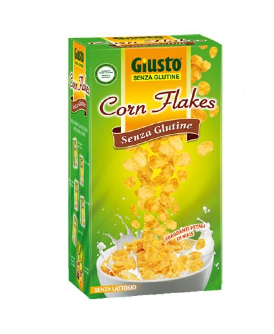 Giusto Corn Flakes Senza Glutine 250g - Farmastar.it