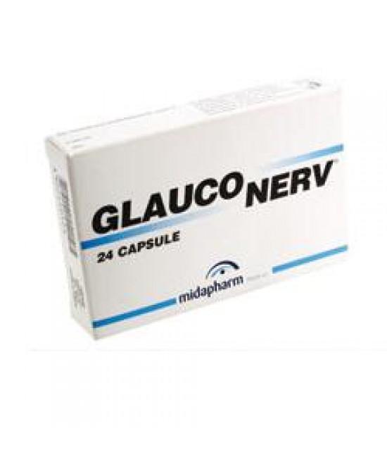 Glauconerv 24cps - Parafarmacia la Fattoria della Salute S.n.c. di Delfini Dott.ssa Giulia e Marra Dott.ssa Michela