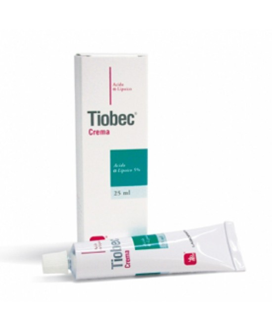 Tiobec Cr Ac Lipoico 25ml - Farmabros.it
