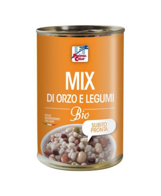 La Finestra Sul Cielo Mix Orzo E Legumi Zuppa Pronta 400 g