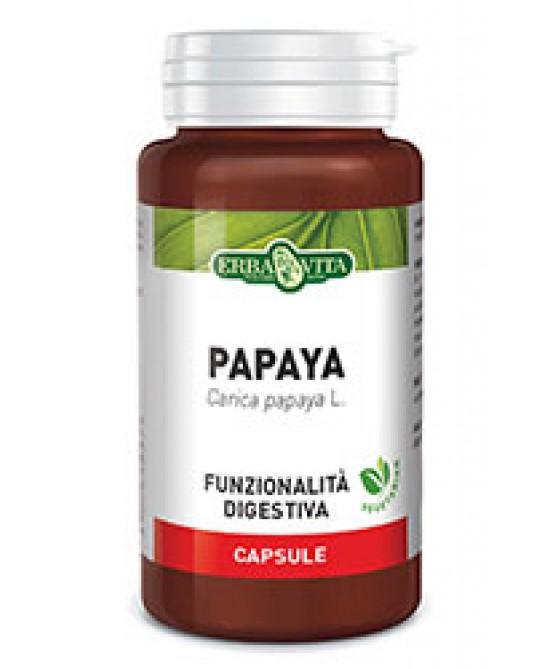 Erba Vita Papaya Integratore Digestivo 60 Capsule offerta
