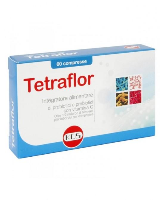 Kos Tetraflor Integratore Fermenti Lattici Viviv 60 Compresse offerta