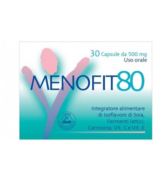 Menofit80 30cps - Speedyfarma.it