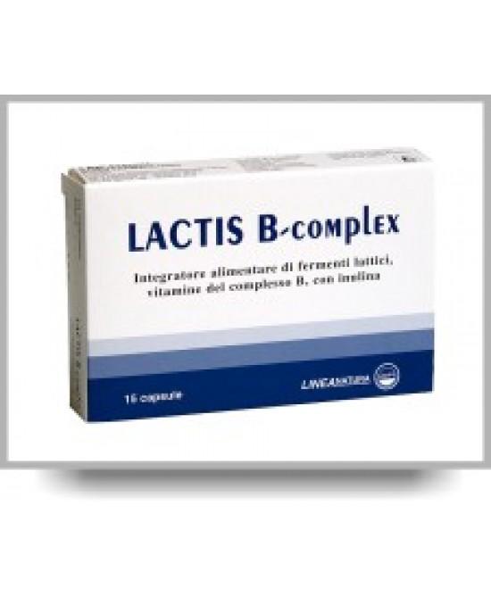 Lactis B Complex 15cps