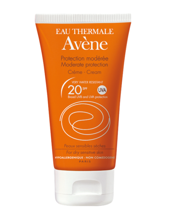 Avène Solare Pelle Sensibile Crema Viso Spf20 50ml - Farmastar.it