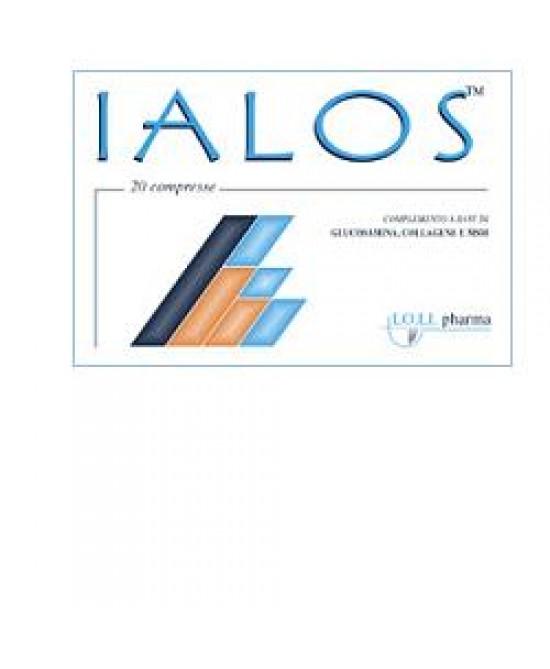 IALOS 20CPR 250MG prezzi bassi