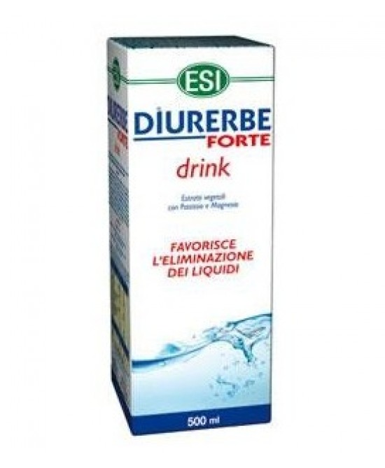 Esi Diurerbe Forte Drink 500ml - Farmaconvenienza.it