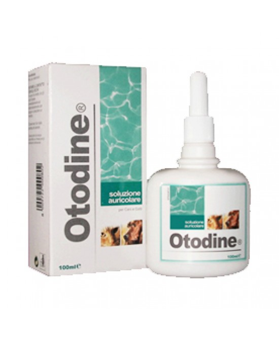 Otodine Detergente Liquido 100ml - Farmajoy