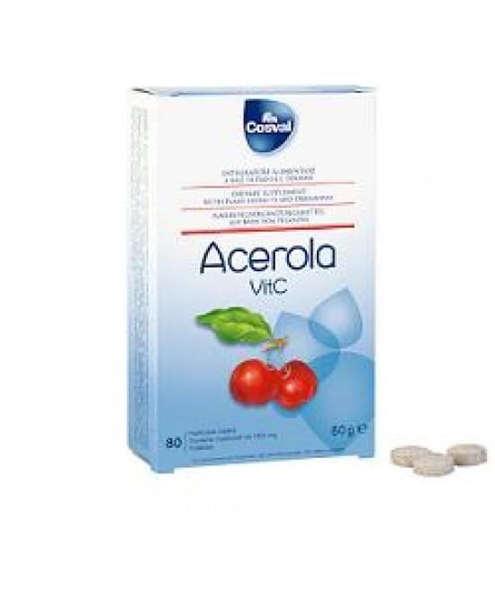 Acerola Vitc 80tav - Farmastop