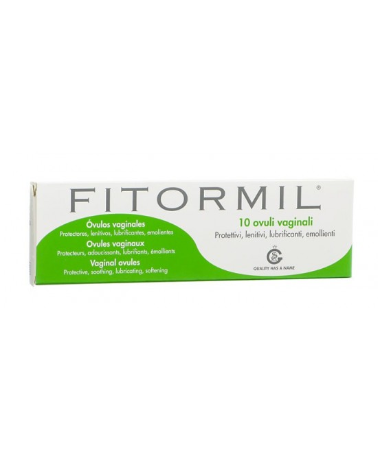 FITORMIL 10OVULI 3,25G - Farmia.it