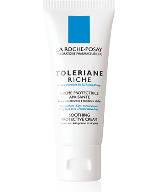 La Roche-Posay Toleriane Riche Crema Protettiva Lenitiva 40ml