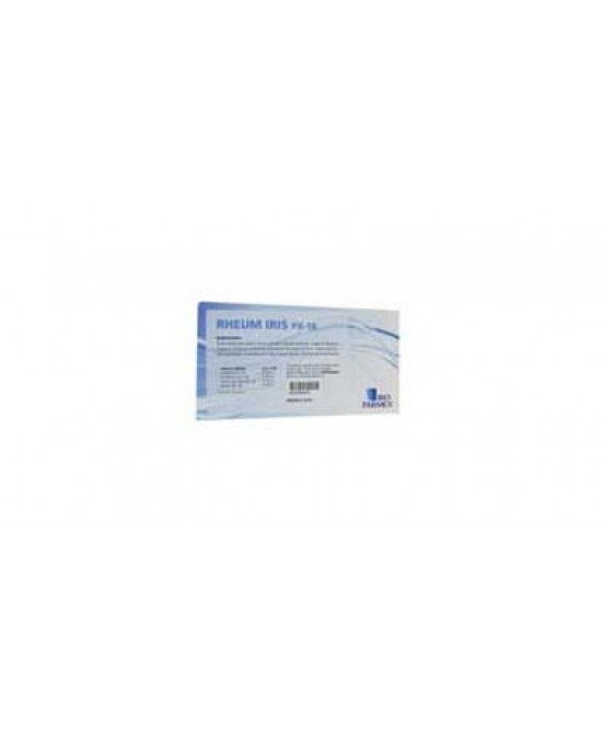 RHEUM IRIS PX18 10 FIALE 2 ML - Farmaseller