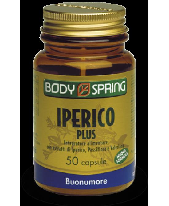 BODY SPRING IPERICO PLUS 50CPS prezzi bassi