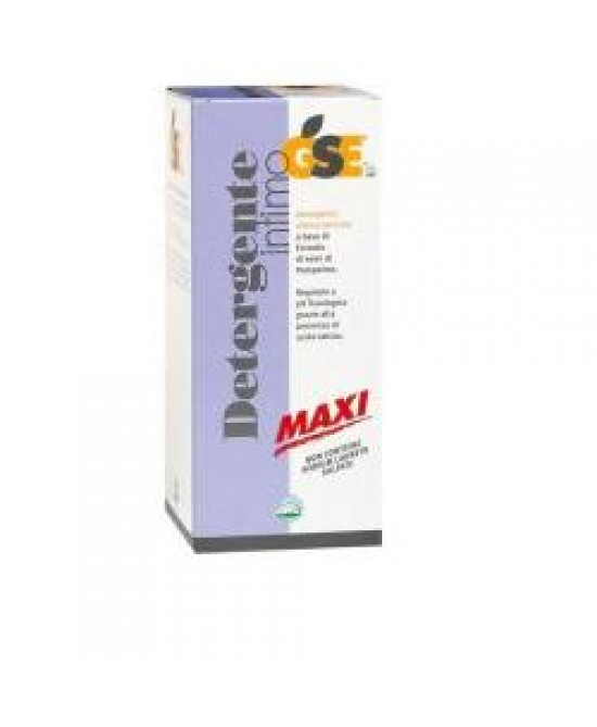 Gse Intimo Det Maxi 400ml - Farmapage.it