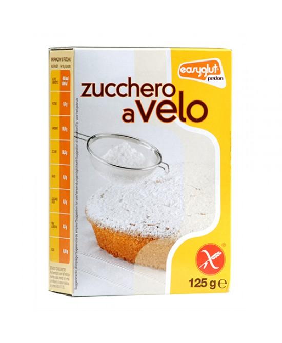 Easyglut Zucchero A Velo Senza Glutine 125g - Farmajoy