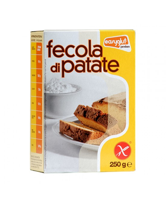 EASYGLUT FECOLA PATATE 250G-903014912