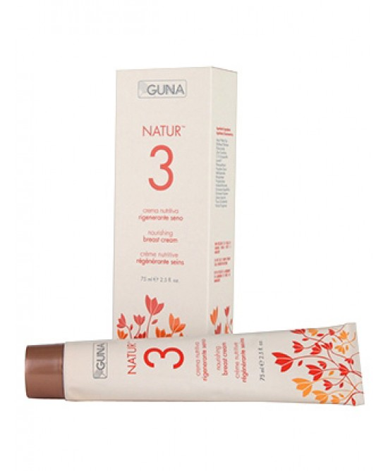 Guna Natur 3 Crema Rigenerante Seno 75ml - Farmastar.it