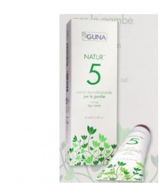 Natur 5 Cr Tonif Gambe 75ml - Farmacistaclick