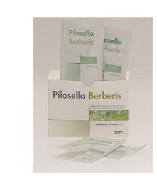 Oti Pilosella Berberis Integratore Per La Diuresi 30 Bustine 7 ml
