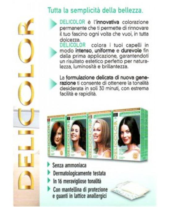 Delicolor Tinta Capelli N°45 Biondo Chiaro Naturale