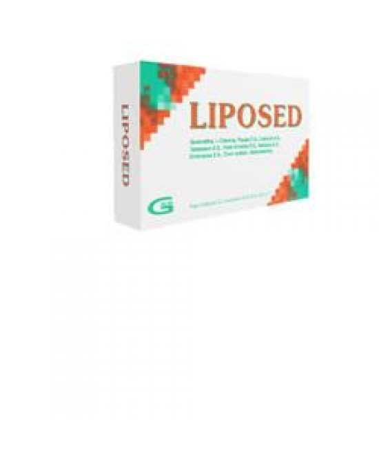 Liposed Integratore 30 Compresse offerta