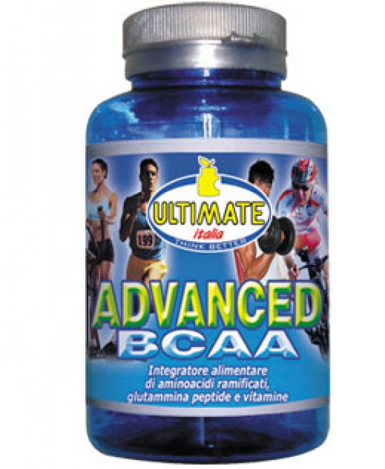 Ultimate Advanced Bcaa 100 Compresse - Farmajoy