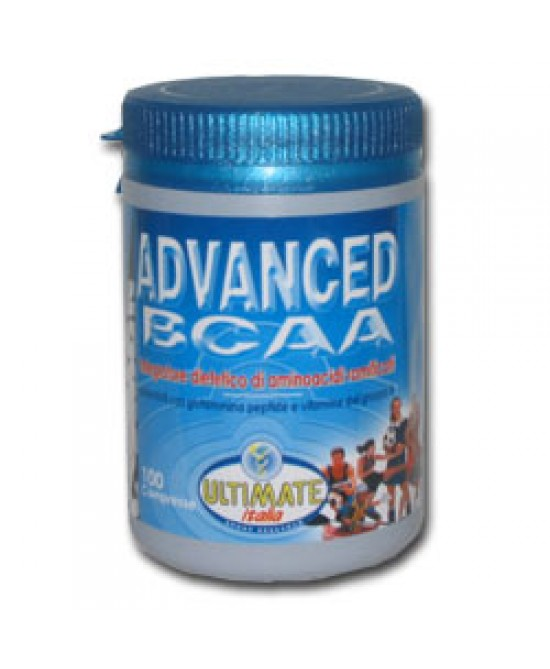 Ultimate Advanced Bcaa 200cpr - Farmajoy